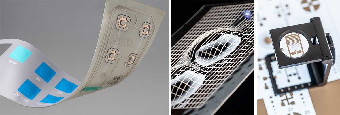 Printed Electronic Products